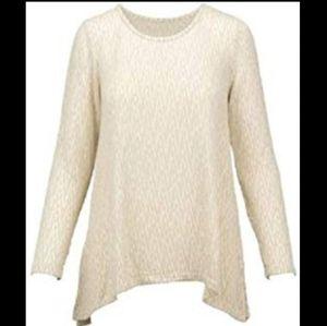 Nordstrom Chelsea & Theodore Sweater Tunic EUC